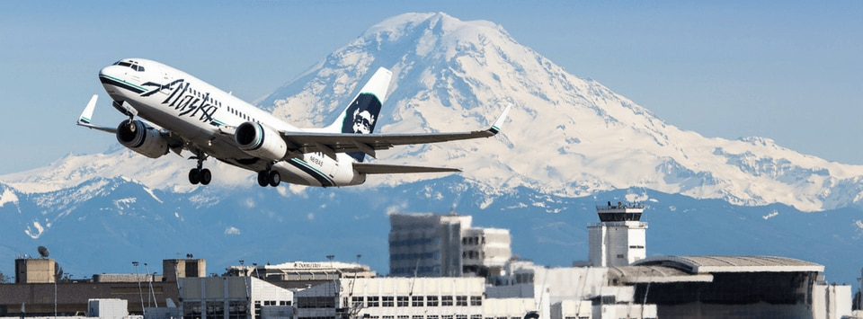 Sea-Tac Airport Skyline