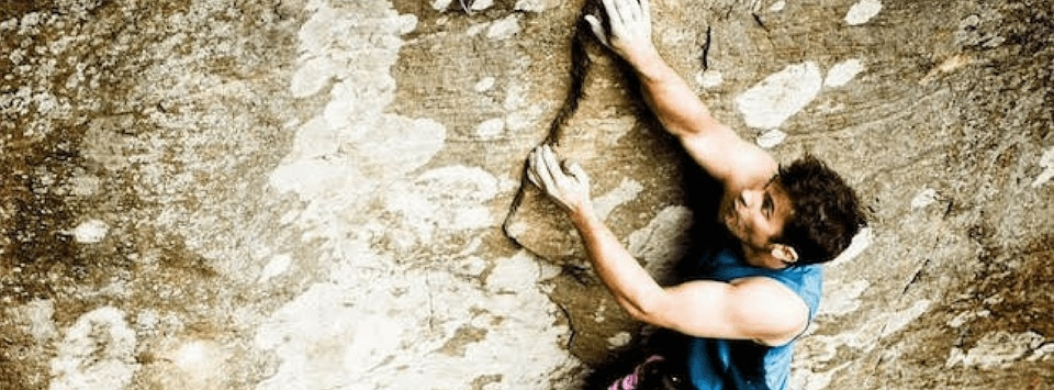 Jeremy Collins, Rock Climber-Turned-Entrepreneur