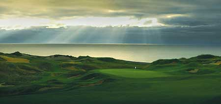The Straits at Whistling Straits
