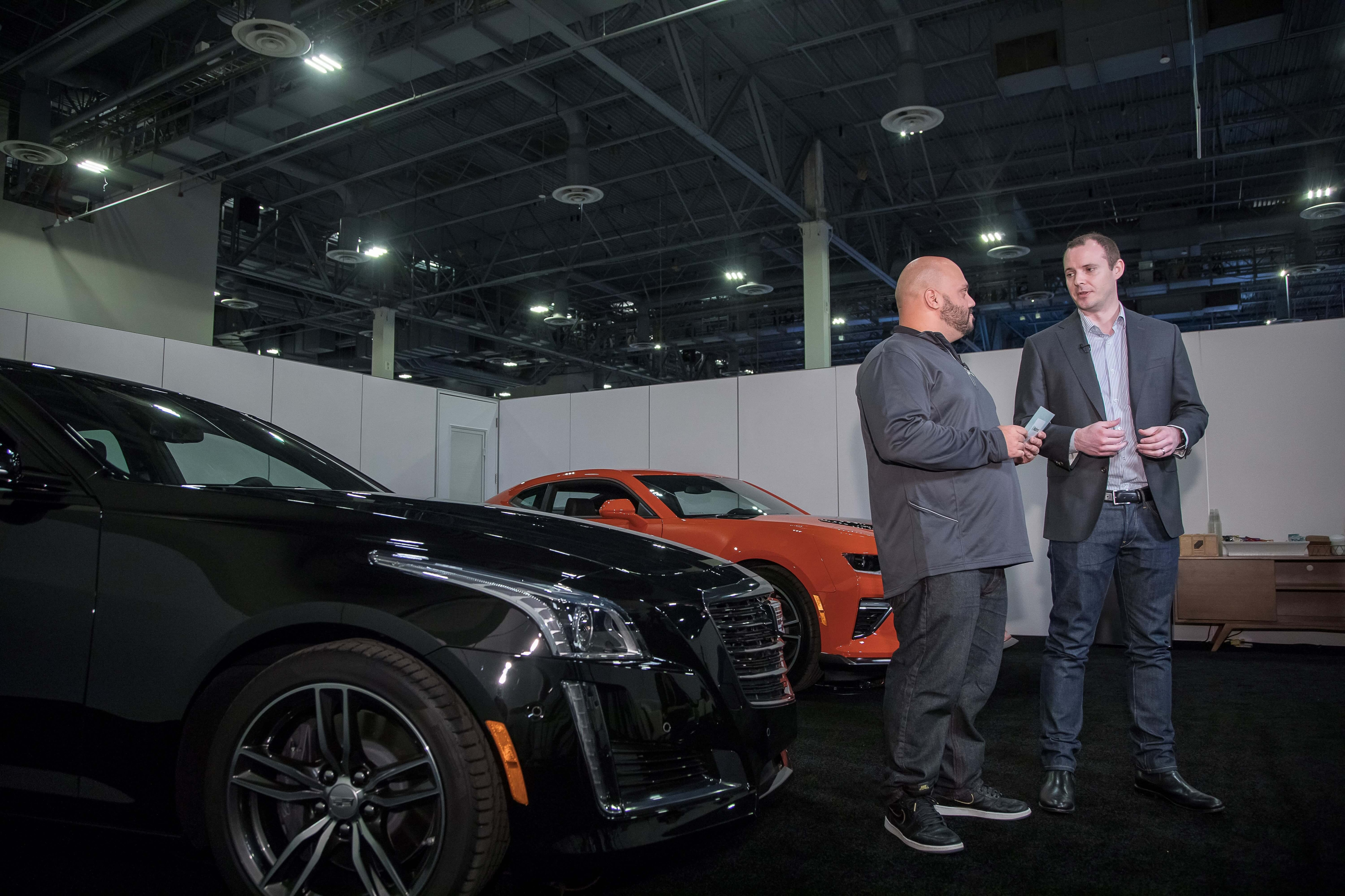 andru-edwards-john-mcfarland-general-motors-interview-ces-2019